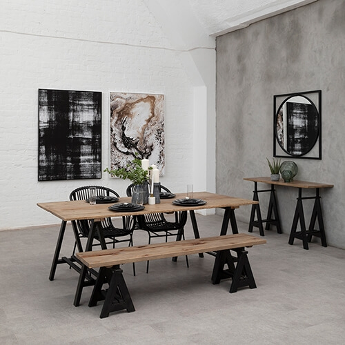 Shop the Nordic Dining look