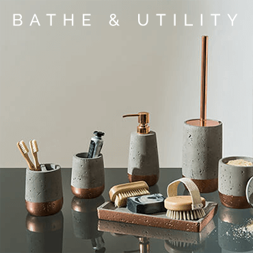 View Our Entire Bathe & Utilities Ranges