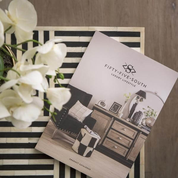 View our new 3D interactive Fifty Five South Catalogue now