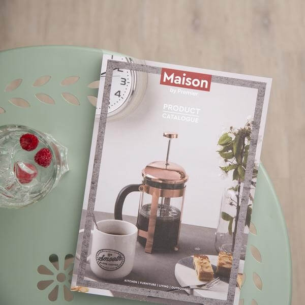 View our new 3D interactive Interiors by Maison Catalogue now