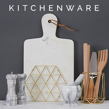 View Our Entire Kitchenware Range