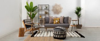 Rustic Oasis — Home & Interiors Summer Trends 2021